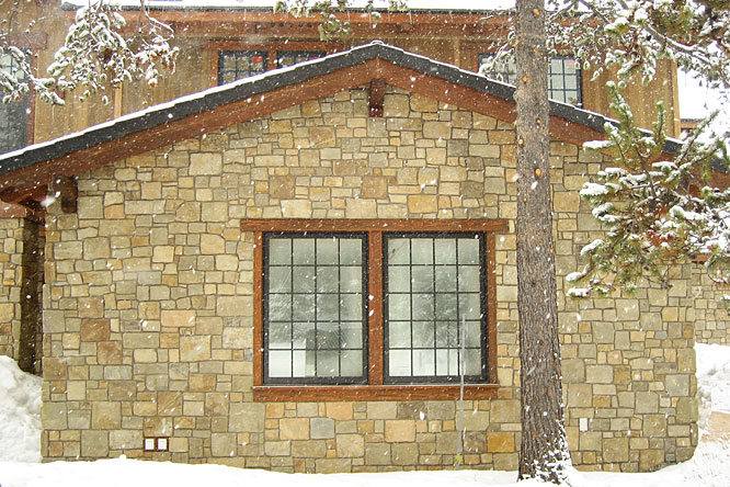 Residential masonry services